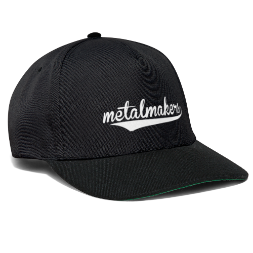 MetalMakers Hat - Casquette snapback
