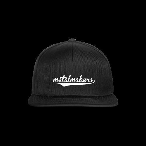 MetalMakers Hat - Casquette snapback