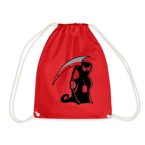 sacchetto rosso halloween - Sacca sportiva