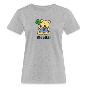 KleeBär - Bio-Shirt   für Frauen - Frauen Bio-T-Shirt