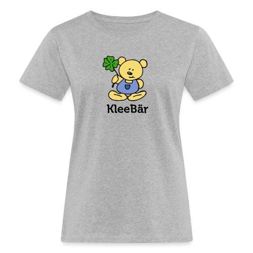 KleeBär - Bio-Shirt | für Frauen - Frauen Bio-T-Shirt