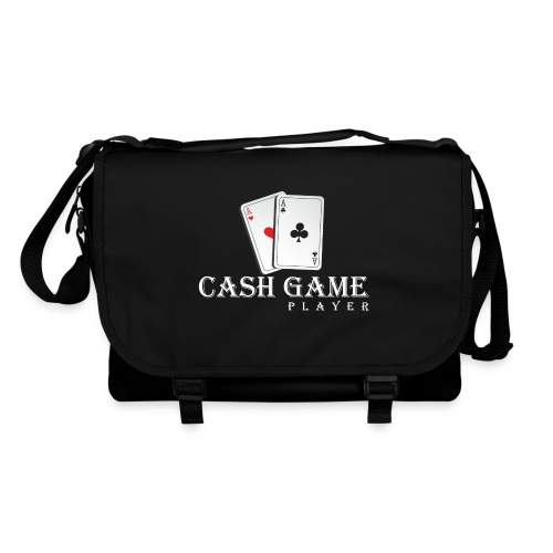 Poker Cash Game Player - Umhängetasche