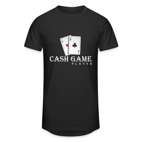 Cash Game Player Poker - Männer Urban Longshirt
