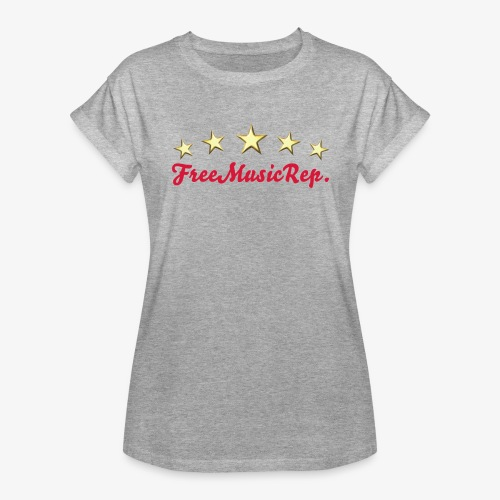 Ladies Oversized Tee - Women's Oversize T-Shirt