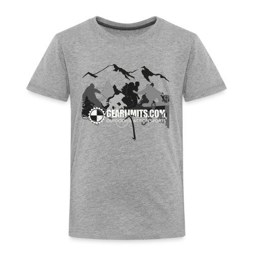 GearLimits Jongens T - Kinderen Premium T-shirt