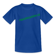 T-shirts ~ T-shirt tonåring ~ Fusiongaming - T-shirt Junior  Blue