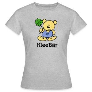 KleeBär - preiswert   für Frauen - Frauen T-Shirt