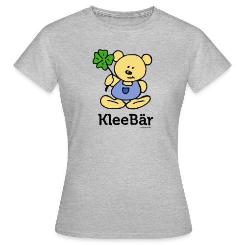 KleeBär - preiswert | für Frauen - Frauen T-Shirt