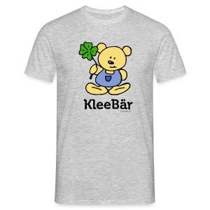 KleeBär - Preiswert - Männer T-Shirt