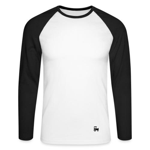 Jealous Long Arm Shirt - Langermet baseball-skjorte for menn