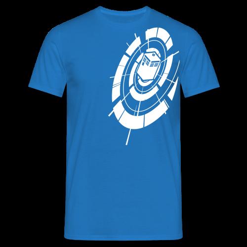 Timey Wimey - White - Mens - Men's T-Shirt