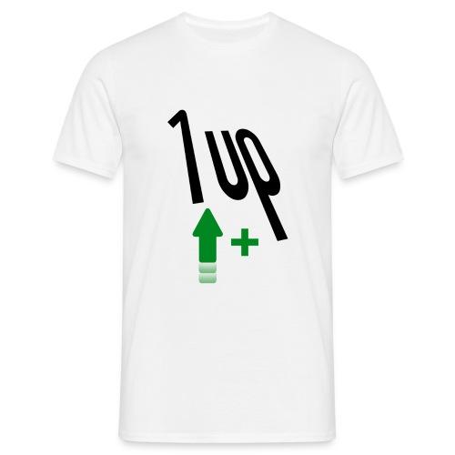 1up - T-shirt herr