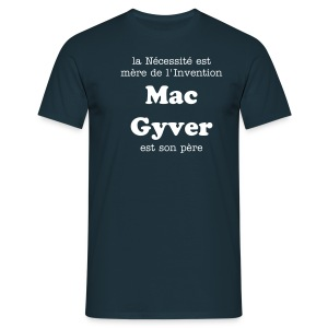 MacGyver - T-shirt Homme