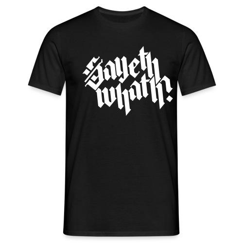 Street Power - Herre-T-shirt