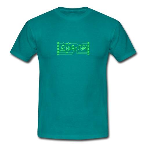 Algorythm - Men's T-Shirt