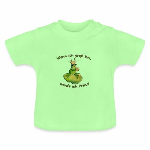 Für kleine Prinzen - Baby T-Shirt