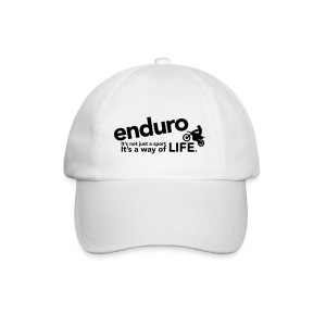 enduro it's a way of life - Casquette classique