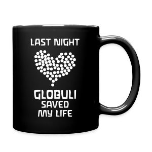 Last Night Globuli Saved My Life