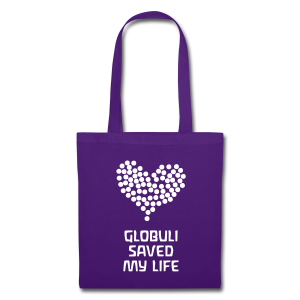 Globuli Saved My Life - Stoffbeutel