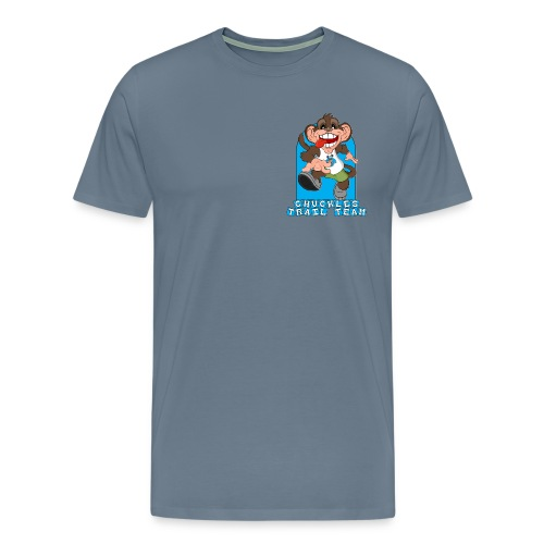 chuckles trail team - Men's Premium T-Shirt
