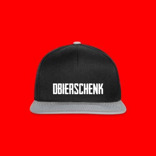 dBierschenk - Weiß - Snapback Cap