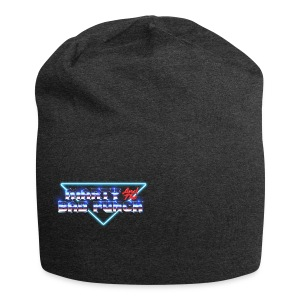 Marty And The Bad Punch - Mütze -Retro Look - Jersey Beanie