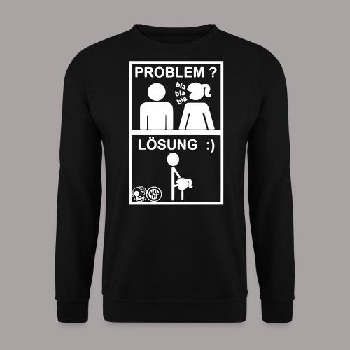 Problem Lösung - Männer Pullover