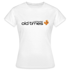 Cold Blooded Old Times - Women's T-Shirt