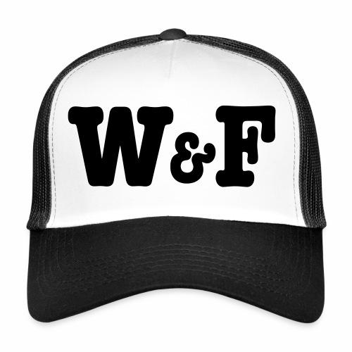 World&Fly - Casquette Original  - Trucker Cap