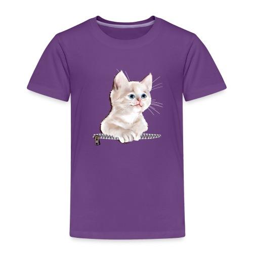 Sweet Pocket Kitten - Kids' Premium T-Shirt