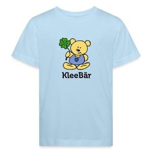 KleeBär - Bio-Shirt | für Kinder - Kinder Bio-T-Shirt
