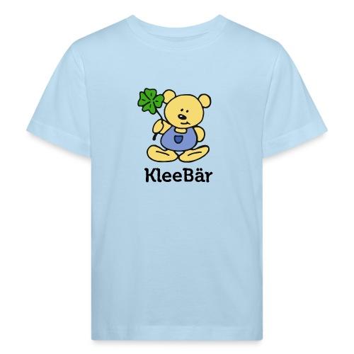 KleeBär - Bio-Shirt   für Kinder - Kinder Bio-T-Shirt