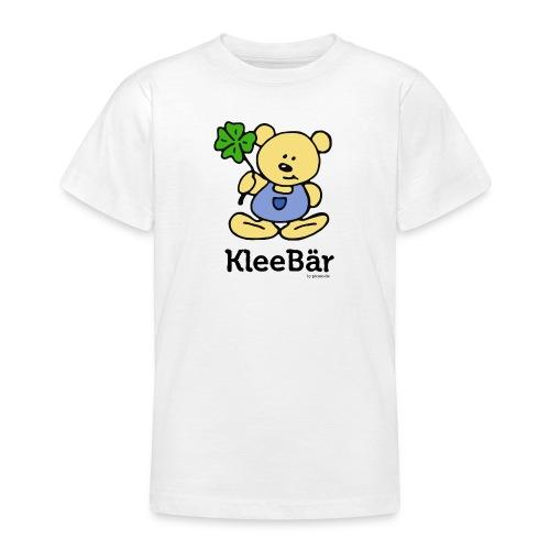 KleeBär - preiswert   für Kinder - Teenager T-Shirt