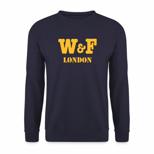 World&Fly - Pull LONDON - Sweat-shirt Homme