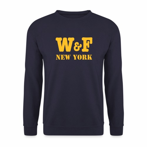 World&Fly - Pull NEW YORK - Sweat-shirt Homme