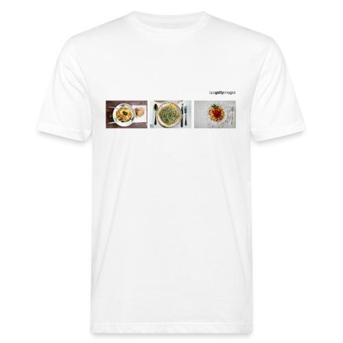 Spagetty Images - Männer Bio-T-Shirt