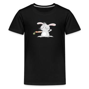 Möhrchen? - Teenager Premium T-Shirt - Teenager Premium T-Shirt