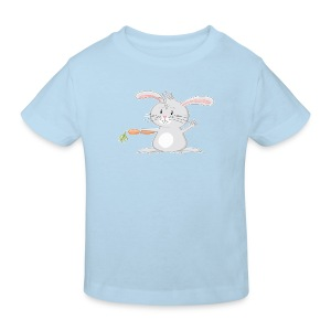 Möhrchen? - Kinder Bio-T-Shirt - Kinder Bio-T-Shirt