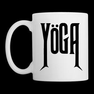 YOGADUDE Kaffeebecher - Tasse