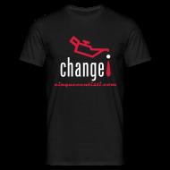 Magliette ~ Maglietta da uomo ~ Nafta collection - Change!