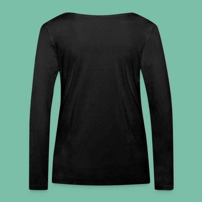 t-shirt femme manches longues zénitude