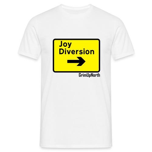 Joy Diversion - Men's T-Shirt