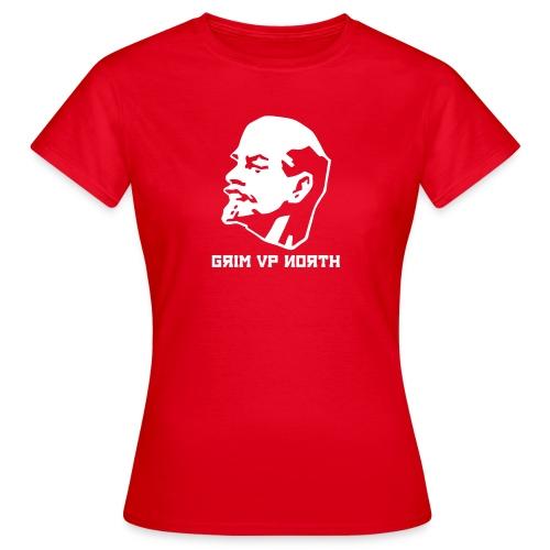 Lenin - Grimski - Women's T-Shirt