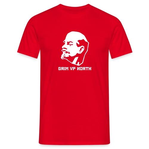 Lenin Grimski - Men's T-Shirt