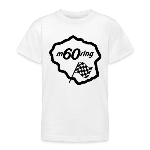 M60Ring - Race Track - Teenage T-shirt