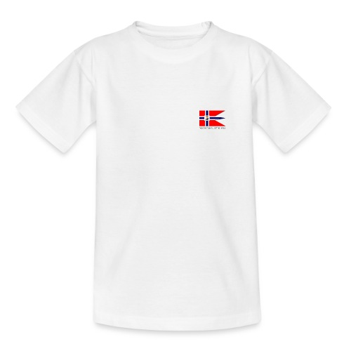 Rekrutt T-skjorte  - T-skjorte for tenåringer