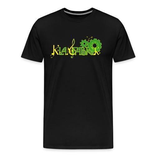 T-Shirt Klangfabrik Premium - Männer Premium T-Shirt