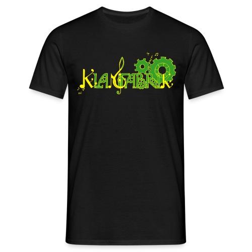 T-Shirt Klangfabrik BC - Männer T-Shirt