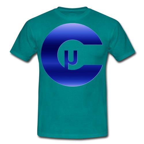 Microcoin - Männer T-Shirt
