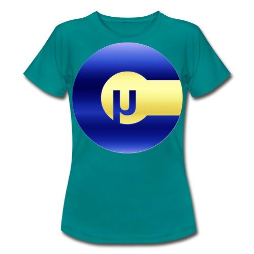 Microcoin - Frauen T-Shirt